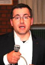 Kreisvorsitzender Dr. Florian Hofmann