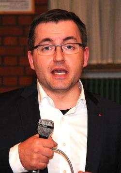 Dr. Florian Hofmann ist neuer Kreisvorsitzender der SPD